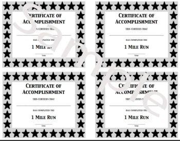 walking certificate templates - 10 best running certificates images on pinterest