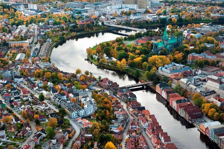 Trondheim - my city <3