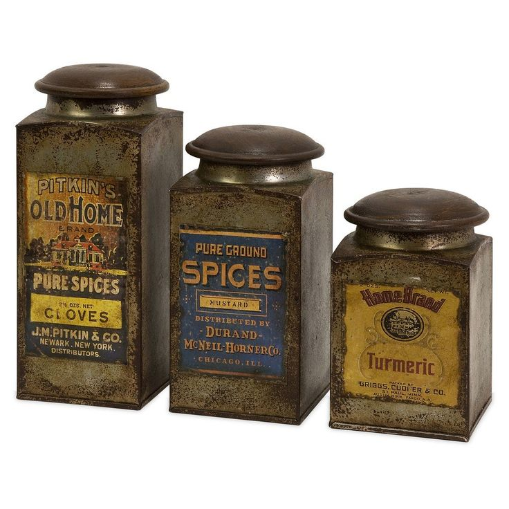 Superior Durand Canister Set At Joss U0026 Main