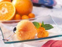 Das Rezept für Spanisches Orangensorbet auf LECKER.de