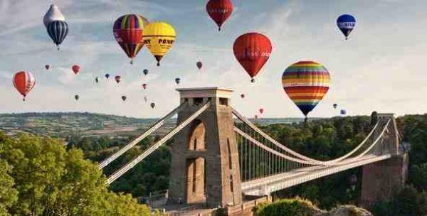 Weather this week in Bristol - week commencing 21 September 2015