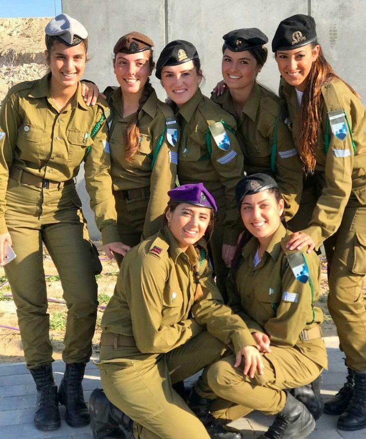 IDF - Israel Defense Forces - Women in 2020 | Frauen in