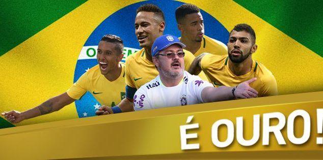 Confira as melhores imagens do ouro do Brasil nas Olimpíadas