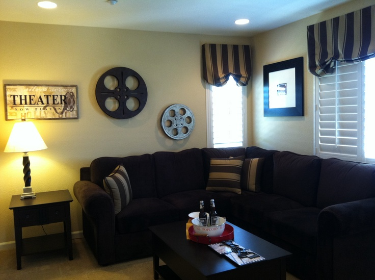 Movie Room Ideas New Construction Placer County