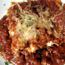 American Lasagna - This is requested all the time for family get ...