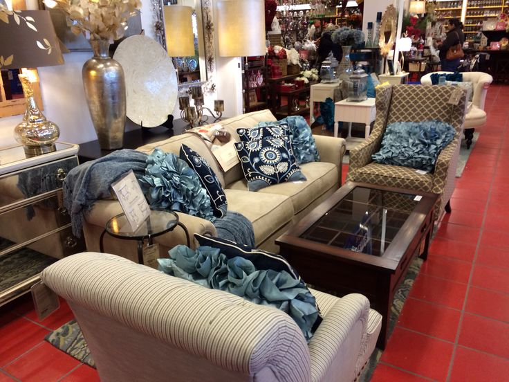 Living room layout at Pier 1. | Living room designs ...