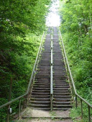 Munkebjerg trappen