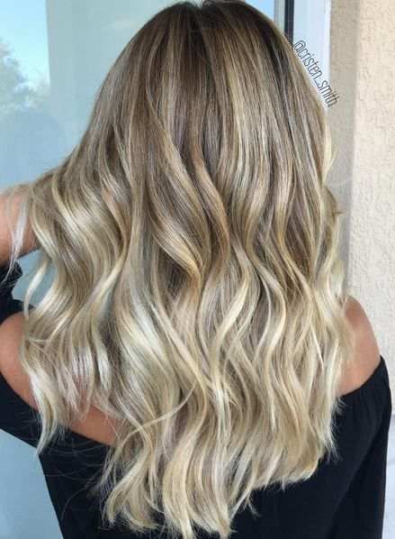 wheat toast and buttered blonde highlights