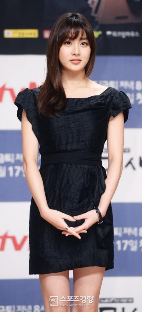 Kang So-ra - Office grunts clock in at Misaeng's press conference