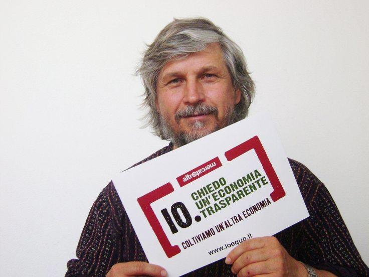 Rudy Dalvai - Presidente WFTO  http://www.altromercato.it/ioequo/sostenitori