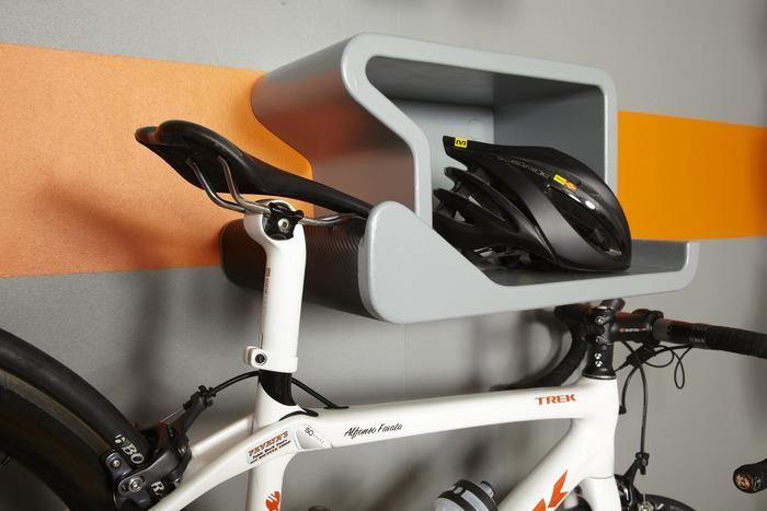 Крепление для велосипеда на стену Shelfie