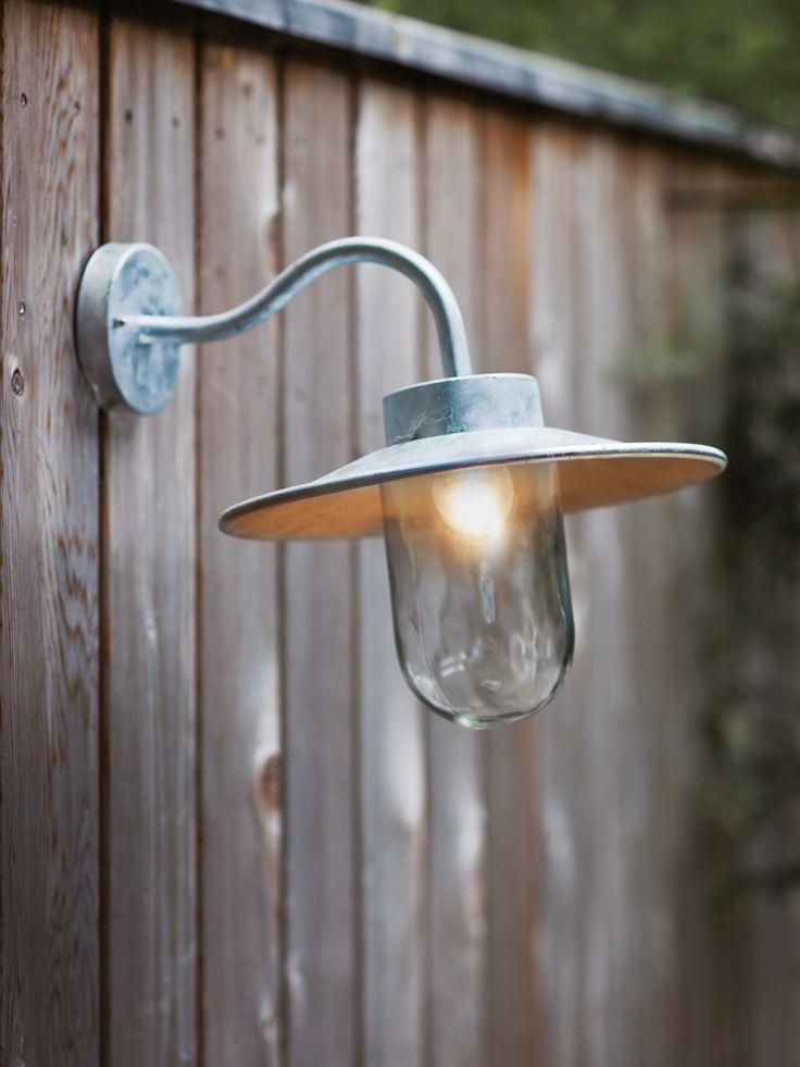 Fleet Outdoor Light - Zinc