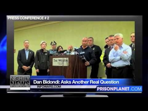 Press Briefing Boston Marathon Bombing
