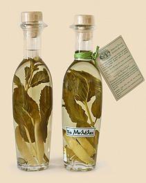 Grape 'White' Vinegar with Fresh Mint. Gold Taste Award  #Mylelia #Vinegar #Mint #GoldTasteAward #GreekProducts
