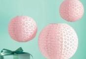 good pink party supplies