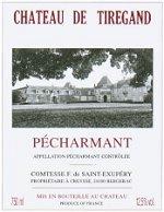 2008 Chateau de Tiregand Pecharmant