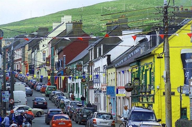 Dingle, Ireland.