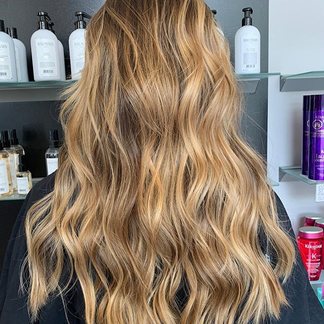 New The 10 Best Hairstyle Ideas Today With Pictures Balayage Style By Dafuq Pek Balayage Platine Befor Hair Styles Cool Hairstyles Long Hair Styles