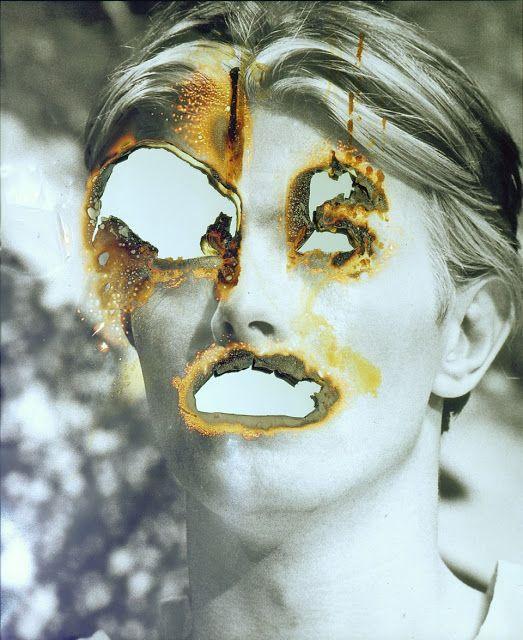 Self Portrait Of You & Me (David Bowie), Douglas Gordon, 2007