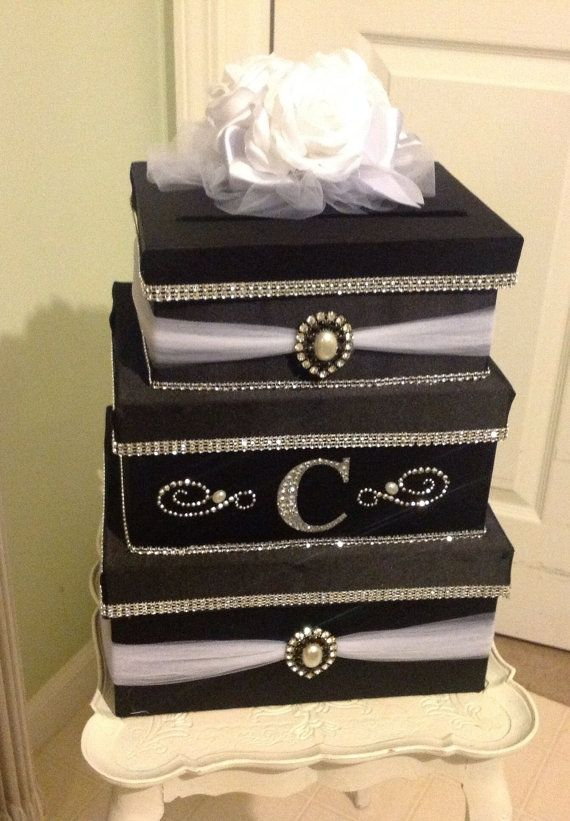 25 Cute Wedding Boxes Ideas On Pinterest