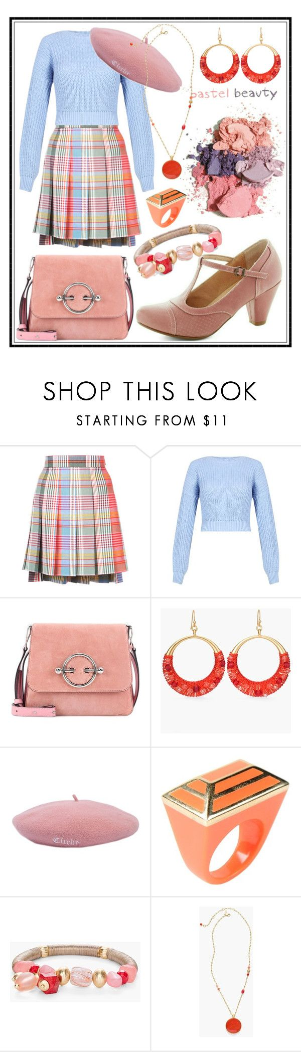 """""""STYLE 1"""" by seus-eky ❤ liked on Polyvore featuring Thom Browne, J.W. Anderson, Chico's and Isharya"""