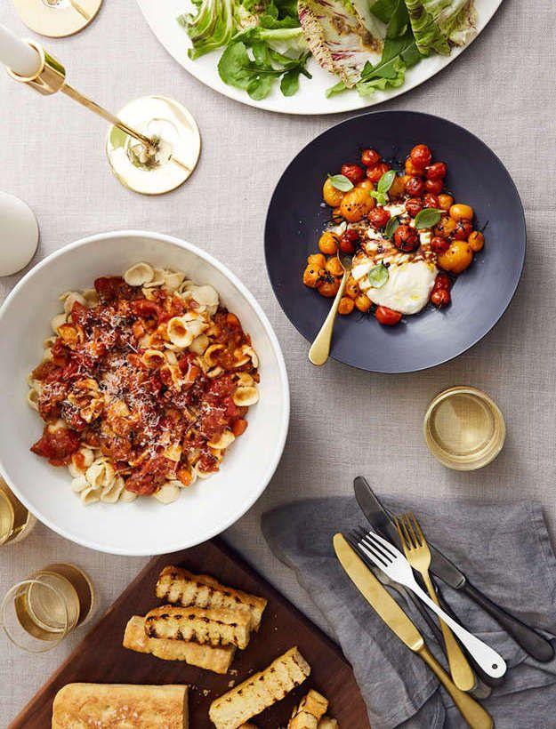 Italian Dinner Party Menu Ideas Part - 42: BEST ITALIAN DINNER PARTY MENU