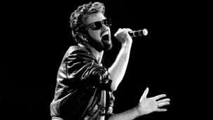 George Michael: Life in pictures - BBC News