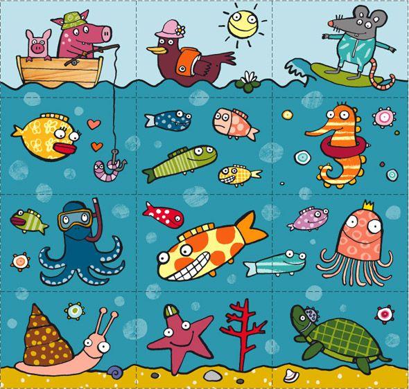Sea Fish - Anja Boretzki