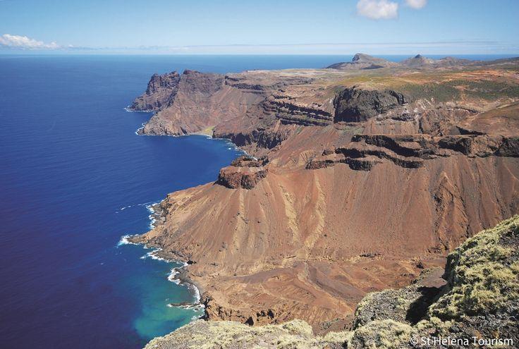 10. St. Helena, Territori Britannici   Top 10 Regioni #bestintravel