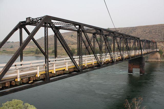 Walhachin Thompson River Bridge | cmh2315fl | Flickr