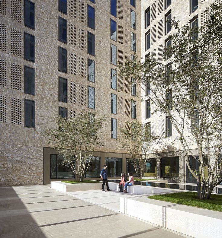 Student Accommodation at King's Cross / Stanton Williams