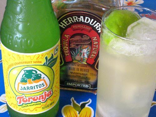 After a week in Guadalajara, my new favorite drink. Palomas.