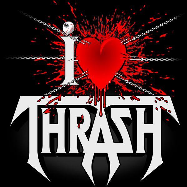 I Am Thrash! #ListasSpotify