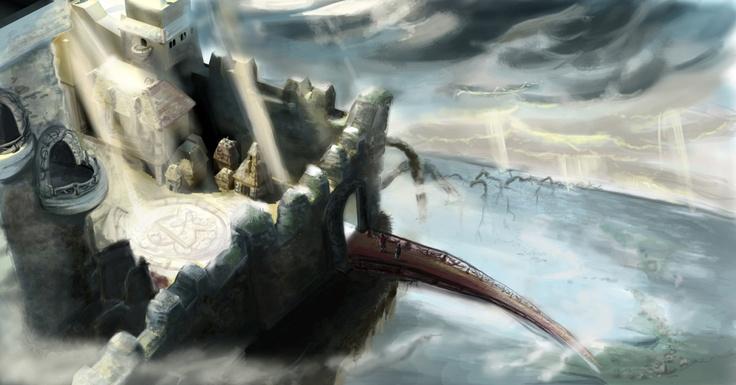 Asgard to Midgard