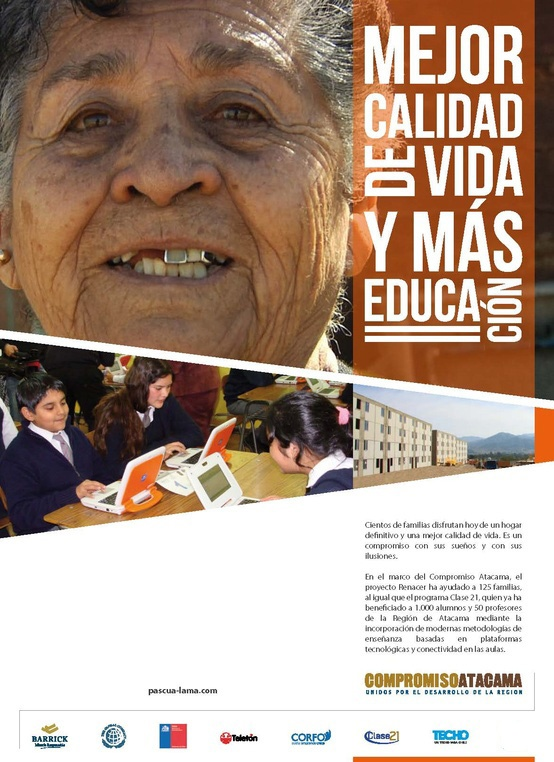 Compromiso Atacama – Clase 21 - Infografía completa en el sitio de Pascua-Lama http://pascua-lama.com