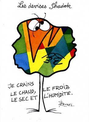 Blog de pensee-shadok - Page 4 - Les pensées shadok - Skyrock.com