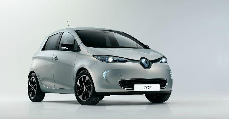 Renault ZOE krijgt 400 KM range en koopbatterij!  e-Gear. Prijzen (Sept. 2016)