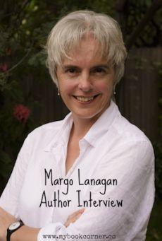 Internationally acclaimed, multi-award winning author Margo Lanagan is here!!