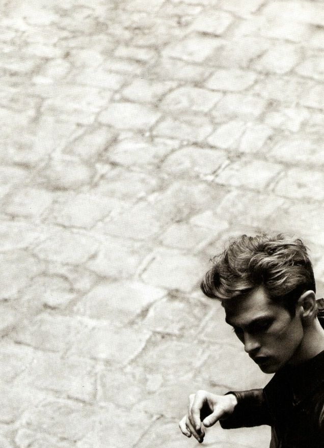 Mathias Lauridsen by Camilla Akrans for Numero Homme #18 _