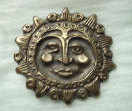 sun belt buckle via ebay