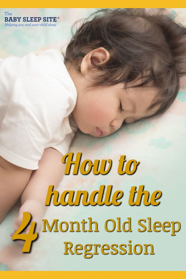 14c0b2cab58e The 4 month old sleep regression can be a doozie for your baby s ...