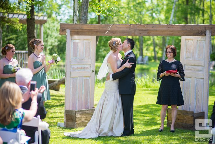 MAY 31 2014 - EMILY & JOEY  Holland Marsh Wineries Vineyard Wedding Thanks to ESIMAGING for the great photos! #hmwinery #winerywedding #newmarketwedding #vineyardwedding #rusticwedding #hollandmarshweddingphotos