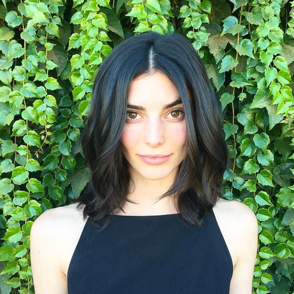 The Raddest Fall Haircut Trends From L.A.'s Top Stylists #refinery29  http://www.refinery29.com/92402#slide-4  Stylist: Mischelle NavarSalon: Andy Lecompte SalonWhat to ask for: A long bob with long layers throughoutLooking for a versatile cut that is just<...