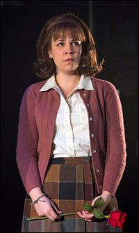 I need to see this:  Dogfight, New Musical About Cruelty and Hope, Opens in NYC; Lindsay Mendez and Derek Klena Star - Playbill.com