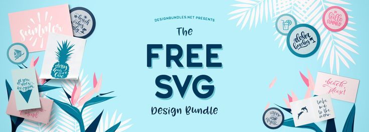 FREEBIE Value $125 - The Free SVG Bundle Cover