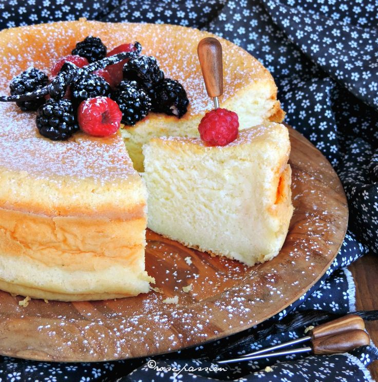 Cotton Soft Japanese Cheesecake, soffice come il cotone!