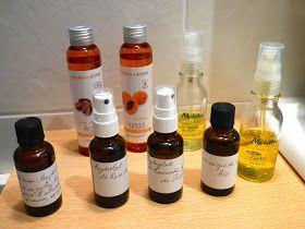 Vous avez déjà remarqué ces sérums à base d'huiles qui sont vendus à prix d'or dans les parfumeries? N'ayant jamais osé mettre de l'huile su...
