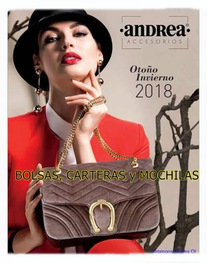 Catalogo Andrea Accesorios Otoño Invierno 2018  051d1fa976ea