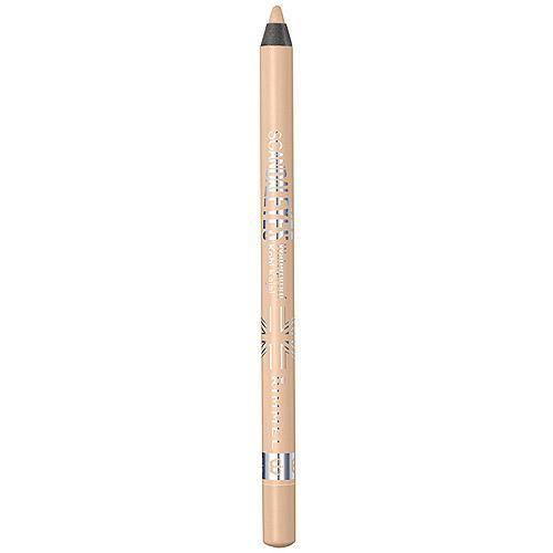 Rimmel Scandaleyes Inner Rim Eyeliner in 'Nude' ~ 1/5 price makeup dupe of popular Tarte EmphasEYES Inner Rim Brightener in 'Nude-Soft Beige' #makeupdupe #makeup #dupes