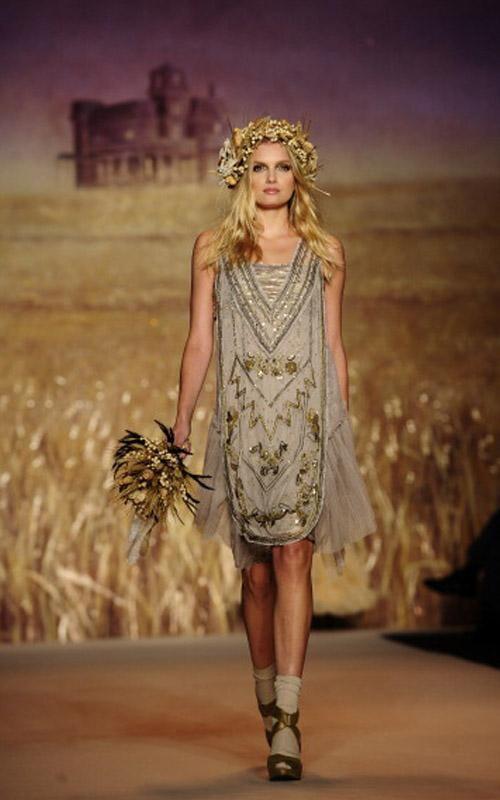 Anna Sui 2014 | High Fashion Magazine